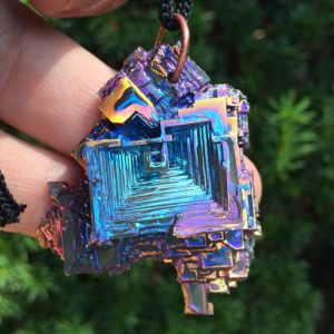 Bismuth Pendant 1